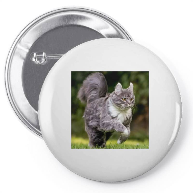 Cat Pin-back Button | Artistshot