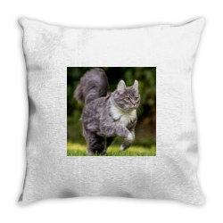 Cat Throw Pillow | Artistshot