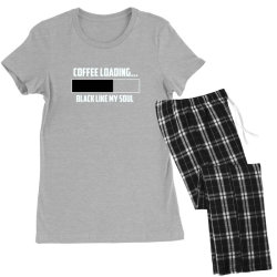 coffee loading 1 Women's Pajamas Set | Artistshot