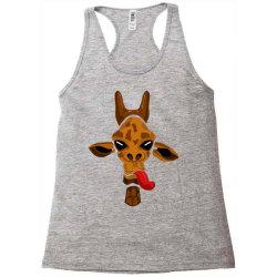 giraffe Racerback Tank   Artistshot