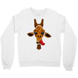 giraffe Crewneck Sweatshirt | Artistshot