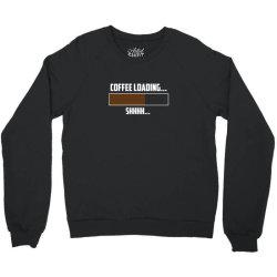 coffee loading 2 Crewneck Sweatshirt | Artistshot