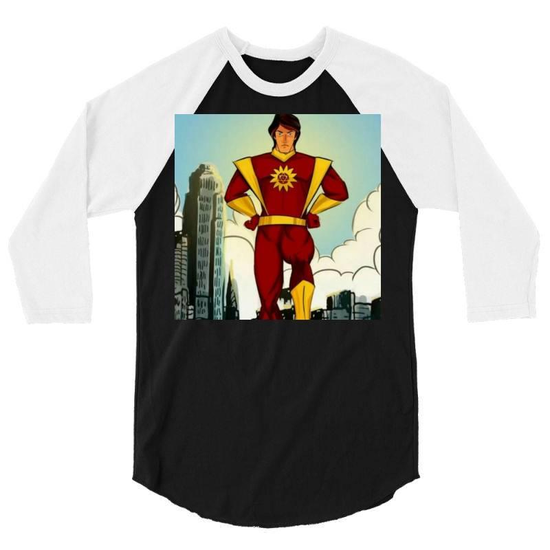 Save World 3/4 Sleeve Shirt | Artistshot