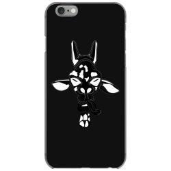 giraffe vector iPhone 6/6s Case | Artistshot