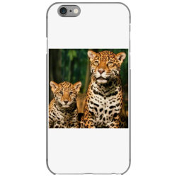 Leopard mom iPhone 6/6s Case | Artistshot