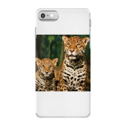 Leopard mom iPhone 7 Case | Artistshot