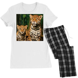 Leopard mom Women's Pajamas Set | Artistshot