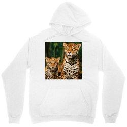 Leopard mom Unisex Hoodie   Artistshot