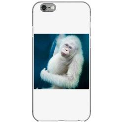 Albino orangutan iPhone 6/6s Case | Artistshot