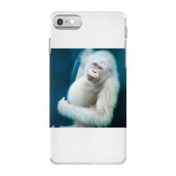 Albino orangutan iPhone 7 Case | Artistshot