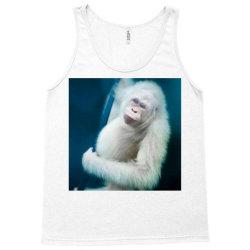 Albino orangutan Tank Top | Artistshot