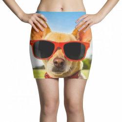 Cranky dog Mini Skirts   Artistshot