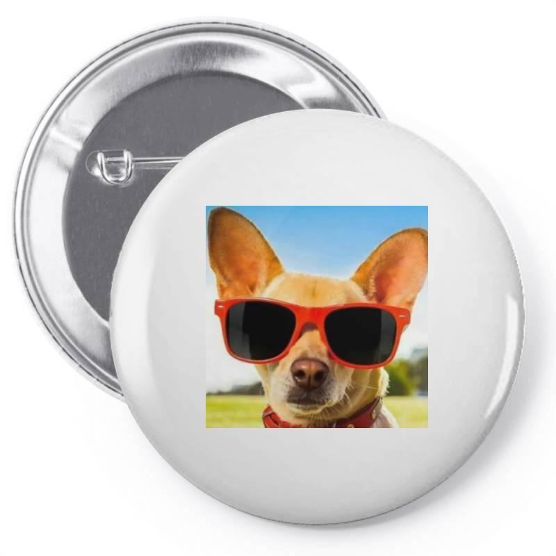Cranky Dog Pin-back Button | Artistshot
