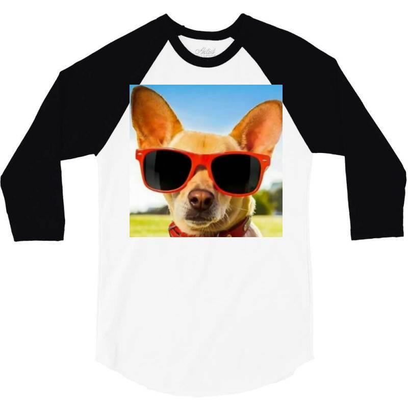 Cranky Dog 3/4 Sleeve Shirt | Artistshot