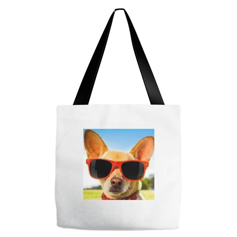 Cranky Dog Tote Bags   Artistshot