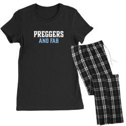 preggers and fab Women's Pajamas Set   Artistshot