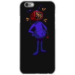retro tv man iPhone 6/6s Case | Artistshot