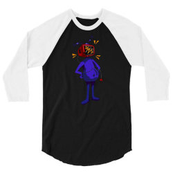 retro tv man 3/4 Sleeve Shirt | Artistshot