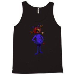 retro tv man Tank Top | Artistshot