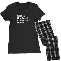 stay humble Women's Pajamas Set | Artistshot