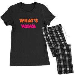 wawa addict Women's Pajamas Set | Artistshot