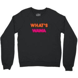 wawa addict Crewneck Sweatshirt | Artistshot