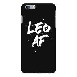 Leo AF Leo Birthday Zodiac Sign Horoscope iPhone 6 Plus/6s Plus Case | Artistshot