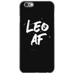 Leo AF Leo Birthday Zodiac Sign Horoscope iPhone 6/6s Case | Artistshot