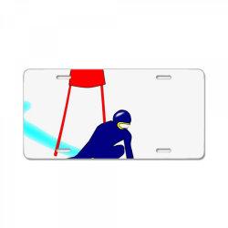 competition ski slalom sport License Plate   Artistshot