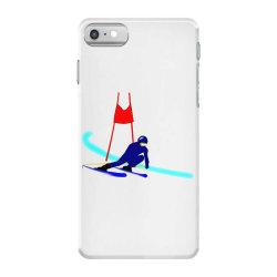 competition ski slalom sport iPhone 7 Case   Artistshot