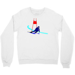 competition ski slalom sport Crewneck Sweatshirt | Artistshot