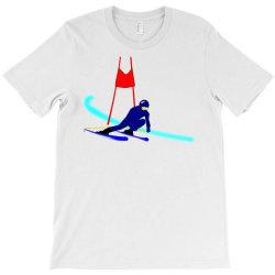 competition ski slalom sport T-Shirt | Artistshot