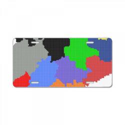 germany map License Plate | Artistshot