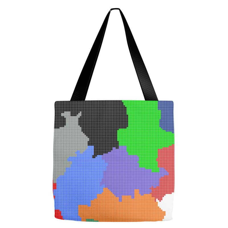 Germany Map Tote Bags | Artistshot