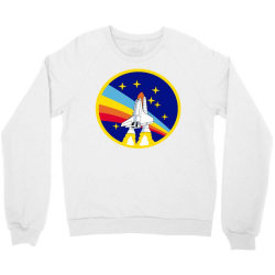 rocket space Crewneck Sweatshirt | Artistshot