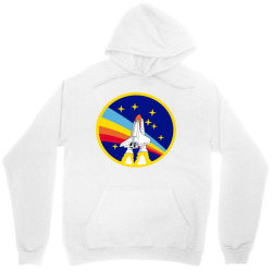 rocket space Unisex Hoodie | Artistshot