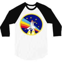 rocket space 3/4 Sleeve Shirt | Artistshot