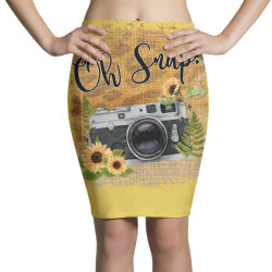 oh snap Pencil Skirts | Artistshot