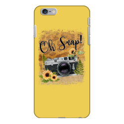 oh snap iPhone 6 Plus/6s Plus Case | Artistshot