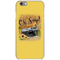 oh snap iPhone 6/6s Case | Artistshot