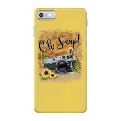 oh snap iPhone 7 Case | Artistshot