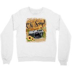 oh snap Crewneck Sweatshirt | Artistshot