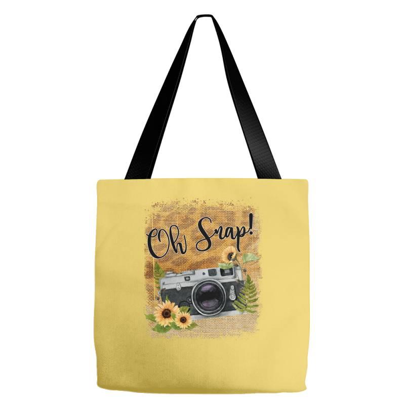 Oh Snap Tote Bags | Artistshot