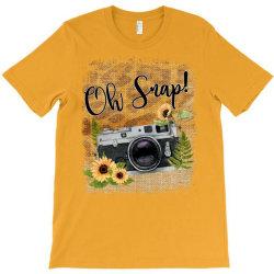 oh snap T-Shirt | Artistshot