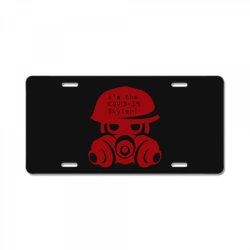 Skyler License Plate | Artistshot
