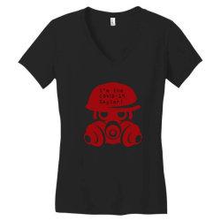 Skyler Women's V-Neck T-Shirt   Artistshot