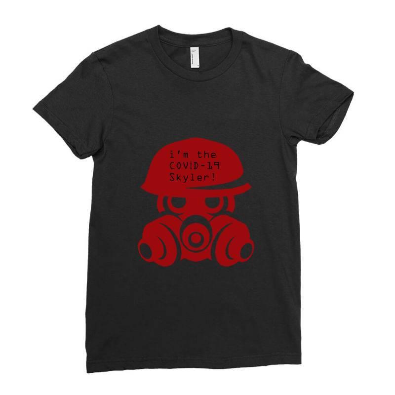 Skyler Ladies Fitted T-shirt   Artistshot