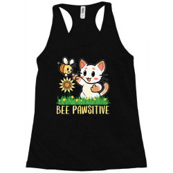 bee pawsitive Racerback Tank | Artistshot