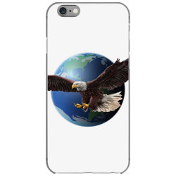 adler earth globus globe global iPhone 6/6s Case | Artistshot