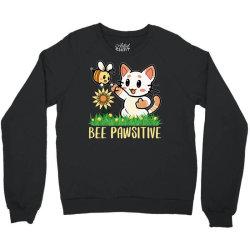 bee pawsitive Crewneck Sweatshirt   Artistshot